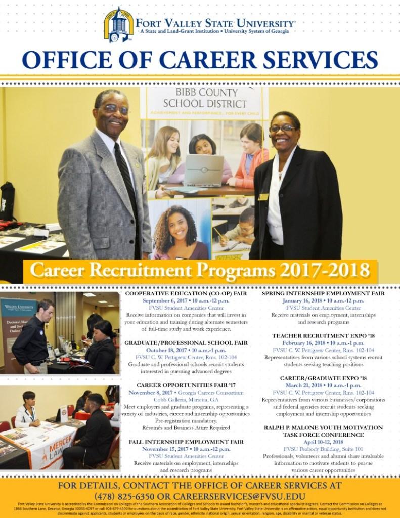 Career Recruitment Program