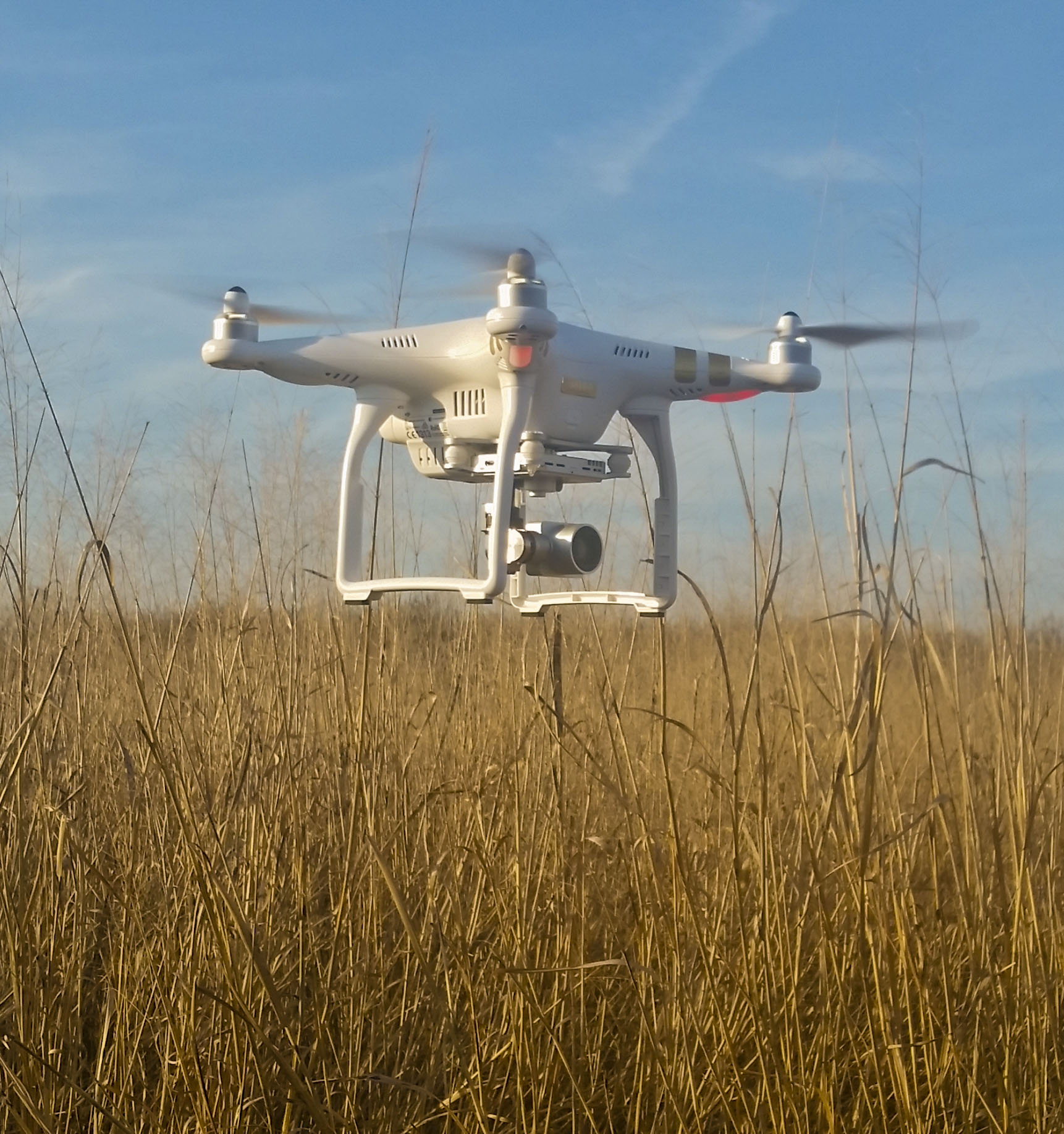 FVSU employs agricultural drones for research
