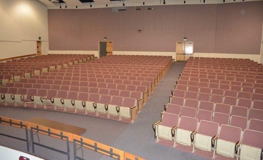 Pettigrew Auditorium