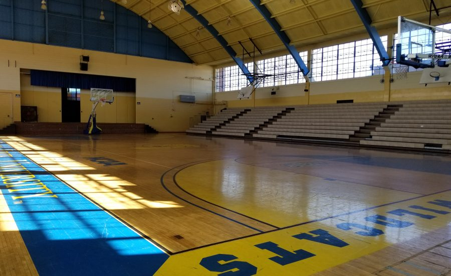 Woodward Gymnasium
