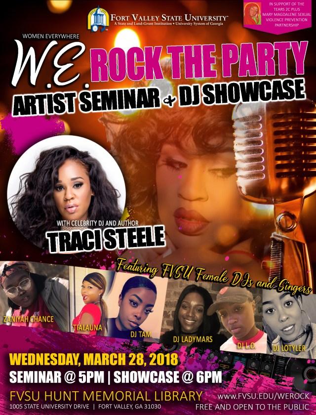 Traci Steele Rocks