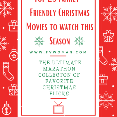Top 28 Family Friendly Christmas Movies