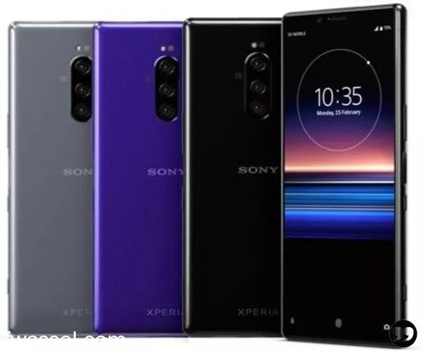 سعر ومواصفات هاتف Sony Xperia 1
