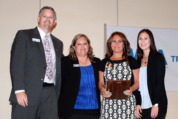 CATA Special Service Award-Eric Paredes Family