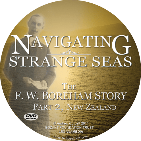 NAVIGATING STRANGE SEAS, The F.W. Boreham Story, Episode 2 - New Zealand