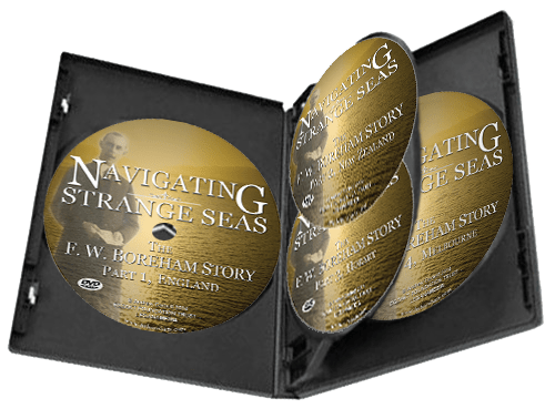 NAVIGATING STRANGE SEAS, The Dr. FWB Story, 5 Disc DVD-Set