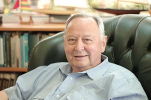 Rev. Dr. Gordon Moyes