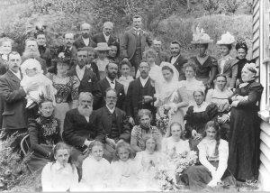The Mosgiel Baptists,ca. 1897