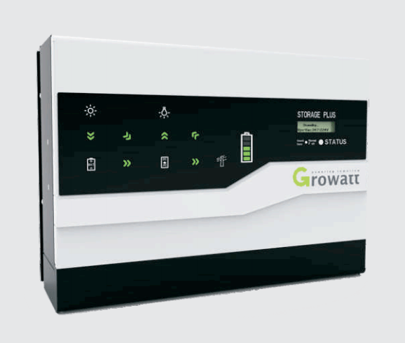 Growatt SP1000 OnGrid - Residential Storage System