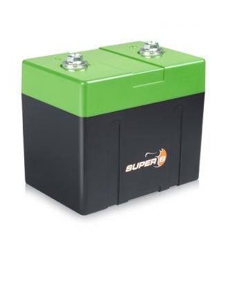 Super B Lithium batteries SB12V10E-CC