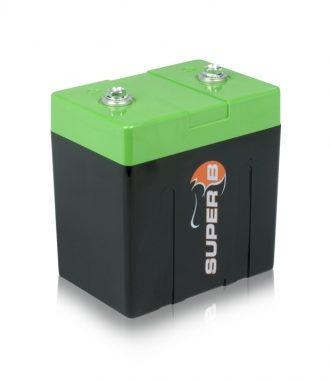 Super B Lithium batteries SB12V13E-DC