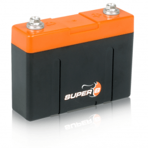 Super B Lithium batteries SB12V2600P-AC