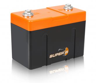 Super B Lithium batteries SB12V5200P-BC