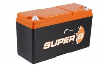 Super B Lithium batteries SB12V25P-SC