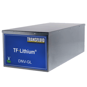 TF-Lithium Battery Transfluid DNV-GL type approval - battery-TF