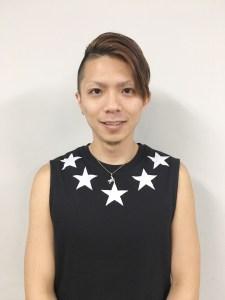 コンディショニングトレーナー Hiro