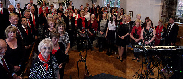 Friday 17th April 2015 7.30pm – An Evening With Vocalise And The Stunning Eclipse Trio In The Church