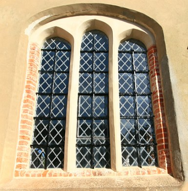 Restored South Aisle Window 2