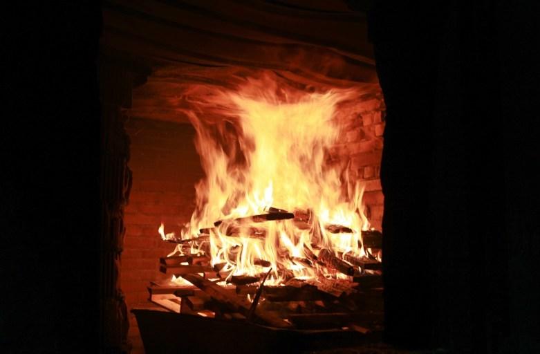 Frohe Festtage – Brandgefahr im Advent
