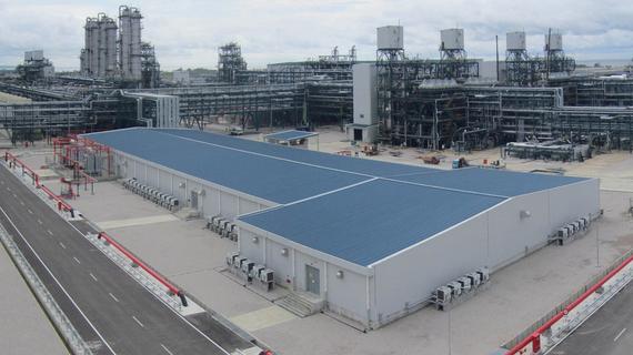 トクヤマのマレーシアソーラーパネル工場