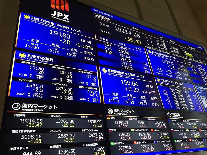 株式投資の授業