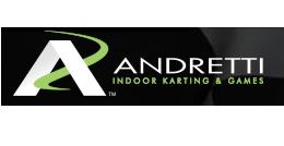 andretti indoor carting logo