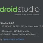 [ICT] Android Studio 3.4.2 更新導入