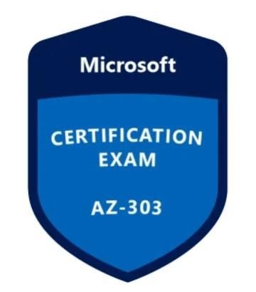 [MCP] AZ-303 Microsoft Azure Architect Technologies 合格