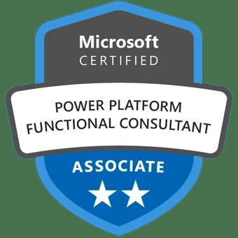 [MCP] PL200 Microsoft Power Platform 機能コンサルタント 合格