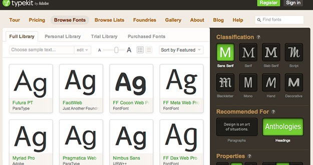 How to download Synced Adobe TypeKit fonts? | Fxfx net