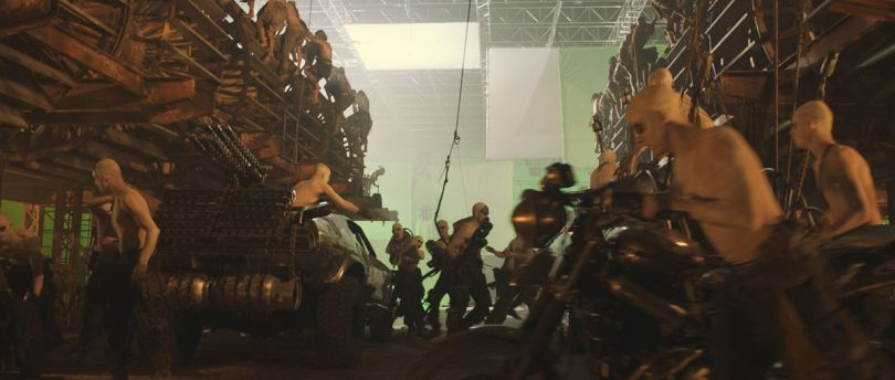 visual effects on mad max fury road