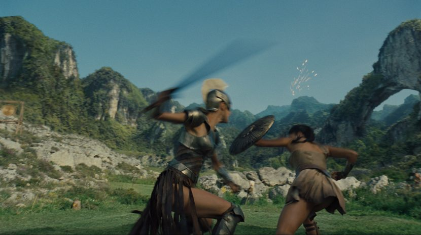 Amazon Warriors Themyscira