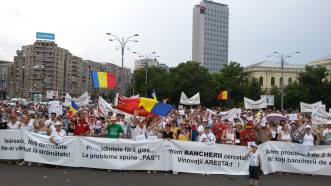 Bucharest Protest · 14.6.15