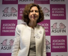 María Victoria Zunzunegui, researcher at the Finsalud Foundation