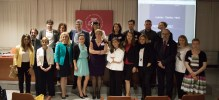 VI European Conference of FX Loans in Barcelona. Family photo.