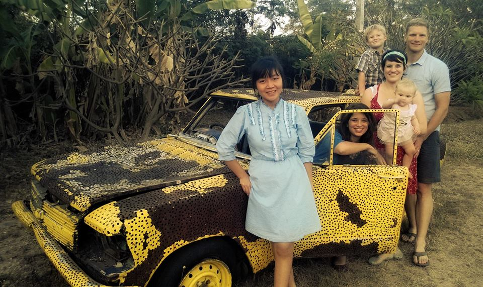 Tracy Lorenson's Thailand