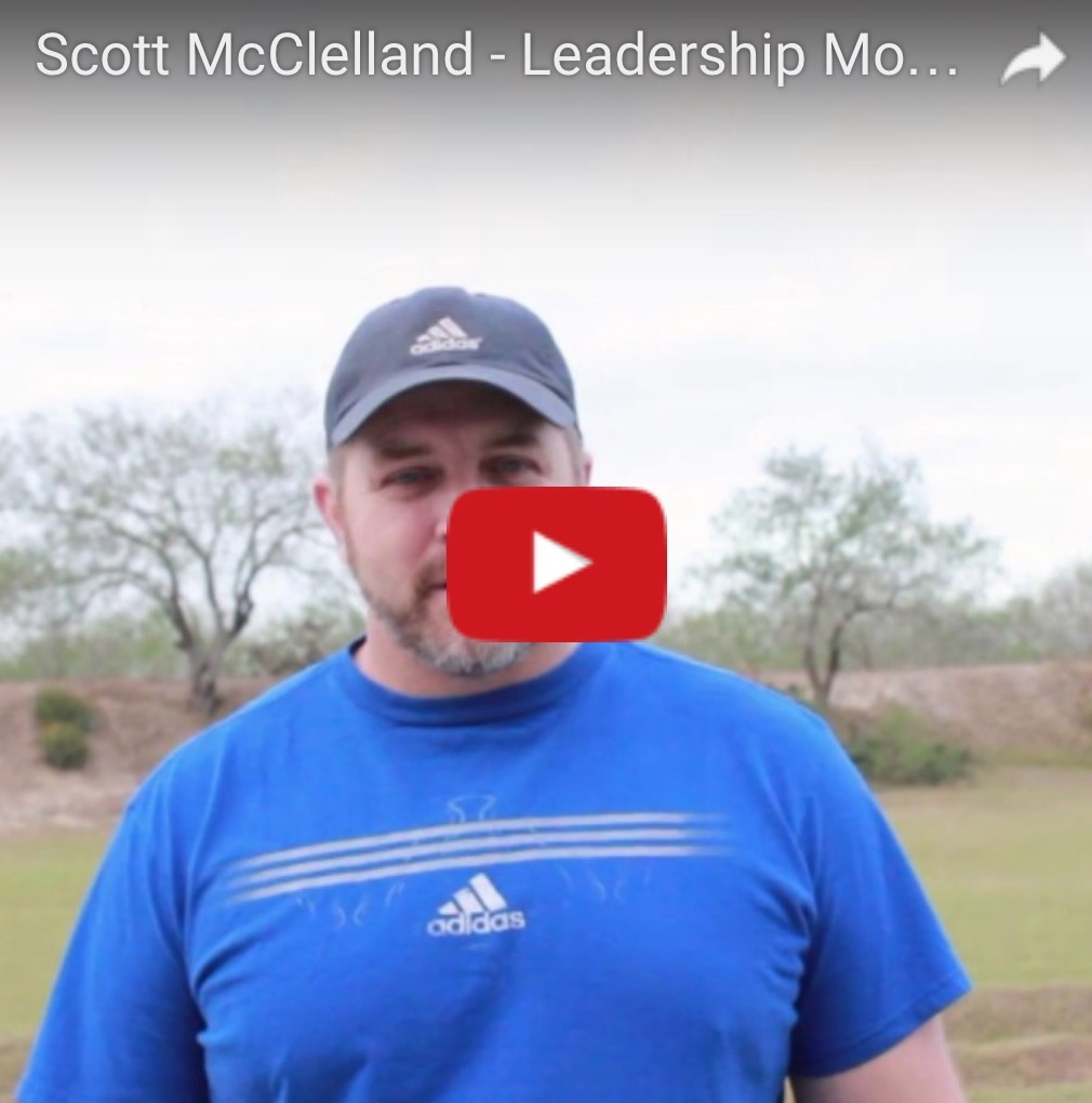 Scott McClelland | Leadership Moment