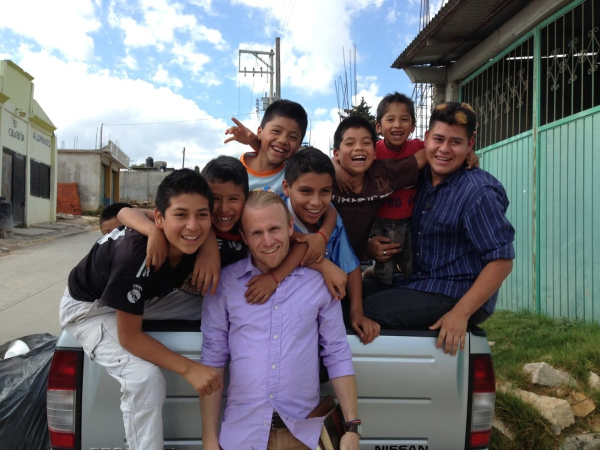 On Location In Nicaragua With Ken Brooks - Foundational Missions Leadership Moment  # 89