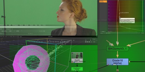 New releases: The Art and Science of Green Screen Keying ...