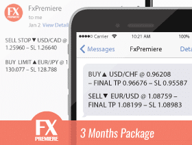 forex signals package