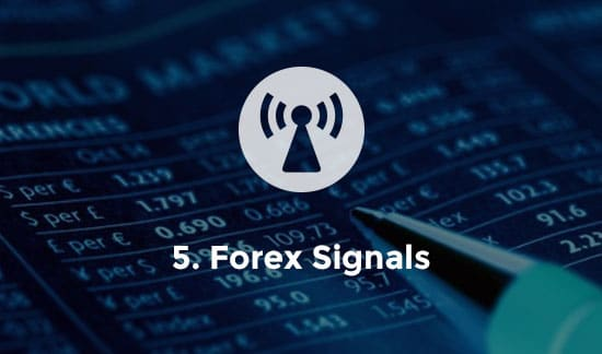 Forex Signals via sms competition