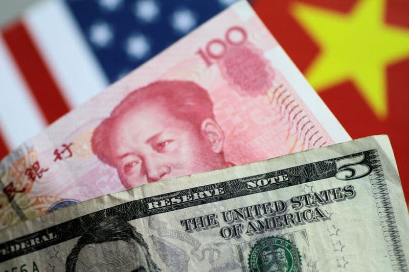 Major China state banks seen swapping dollars