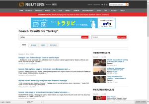 UK版ロイターのトルコニュース