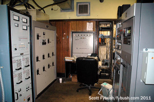 WBOB's main transmitters