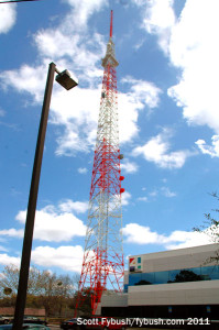 WJXT's old tower