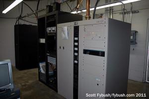 The WLOQ transmitter