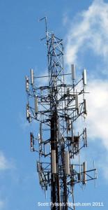 Translator antennas