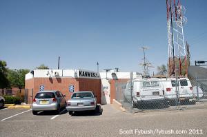 KANW's building