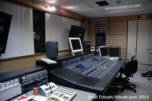 Studio 1 control