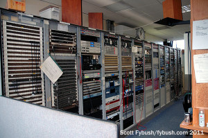 Master control racks